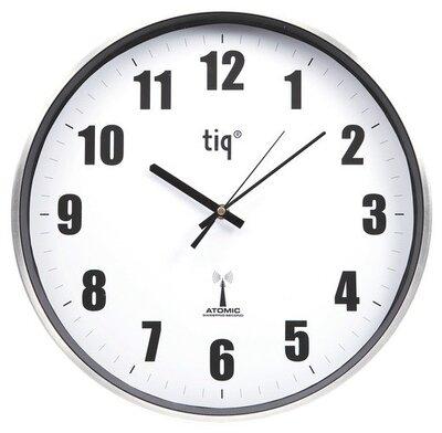 Tiq Classical Silent 38 cm radiogestuurde klok