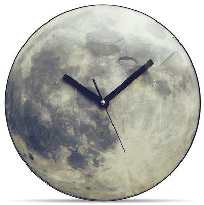 Kikkerland Moonlight 36 cm klok