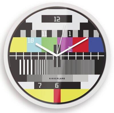 Kikkerland Test Screen 20 cm klok