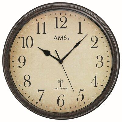 AMS Rens radiogestuurde 32 cm klok