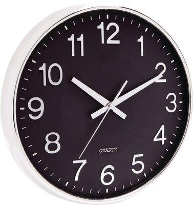 Balance Time Black 38 cm klok