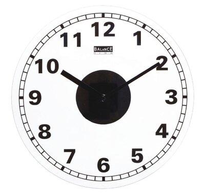 Balance Time Glass 35 cm klok