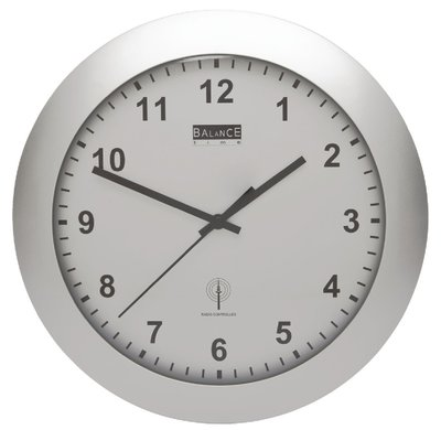 Balance Time Junior radiogestuurde 30 cm klok