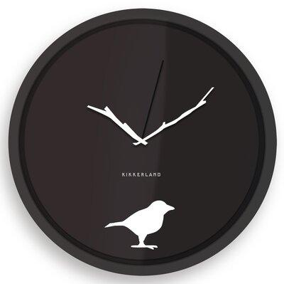 Kikkerland Early Bird 20 cm klok