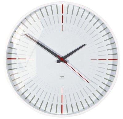 Sigel Cana wit 36 cm radiogestuurde klok