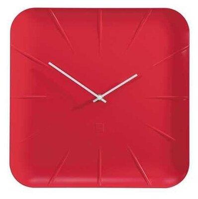 Sigel Inu rood 35 cm klok