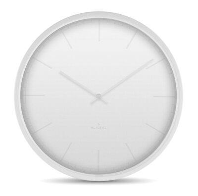 Huygens Tone White Index 35 cm klok