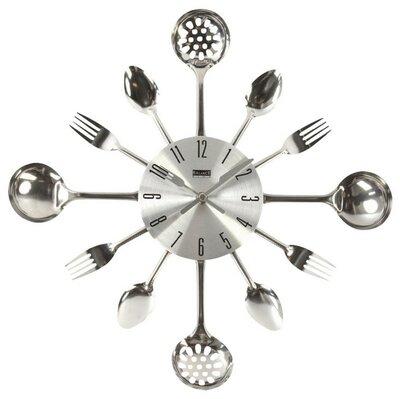 Balance Time Cutlery 40 cm klok