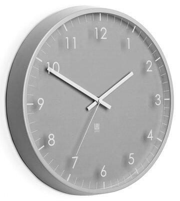 Umbra Pace grey 32 cm klok