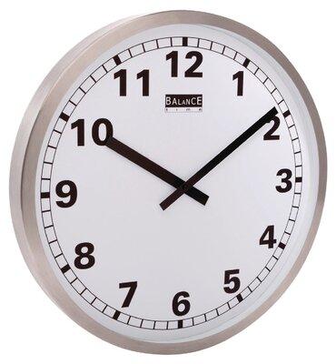 Balance Time Steel 50 cm klok