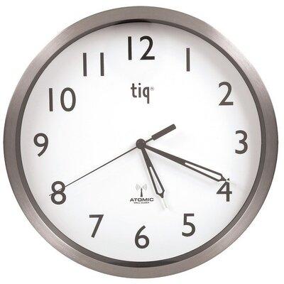 Tiq Classical Simple 25 cm radiogestuurde klok