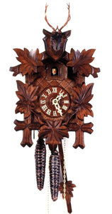 Afbeelding van AMS Johannes 26 cm koekoeksklok