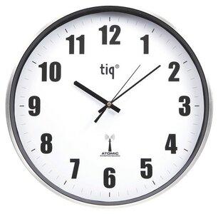 afbeelding van Tiq Classical Silent 38 cm radiogestuurde klok