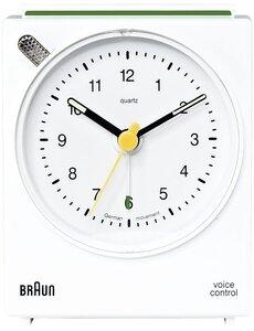 afbeelding van Braun BNC004 wit 7 cm wekker