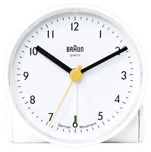 afbeelding van Braun BNC001 wit 7 cm wekker