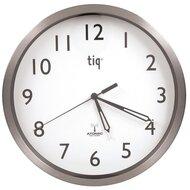 afbeelding van Tiq Classical Simple 25 cm radiogestuurde klok